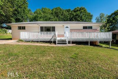 Smyrna Single Family Home New: 293 Norton Cir