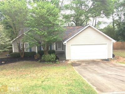 Monroe, Social Circle, Loganville Single Family Home Under Contract: 1516 Riverglen Dr