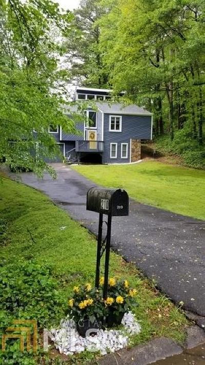 Marietta GA Single Family Home New: $385,000