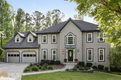 Marietta Single Family Home New: 4156 Liberty Trce