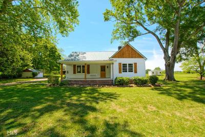 Carroll County Single Family Home New: 1699 E Highway 166