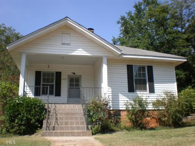 Athens Single Family Home Under Contract: 187 First St