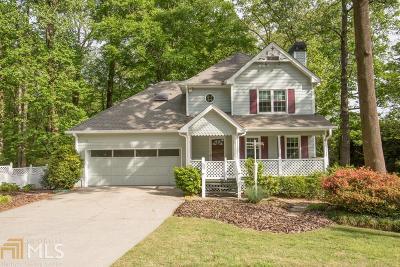 Lawrenceville Single Family Home New: 1636 Isham Dr