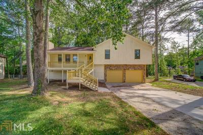 Douglasville Single Family Home New: 8947 Western Pines Dr