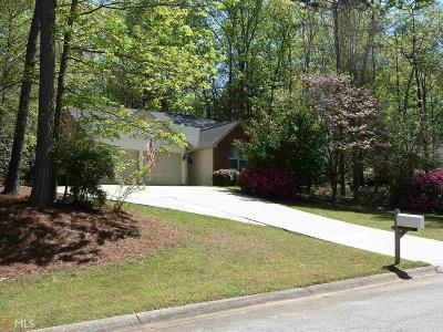 Buford Single Family Home New: 5655 Dusty Ridge Trl