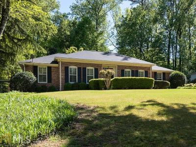 Chamblee Single Family Home Under Contract: 1847 Chancery Ln