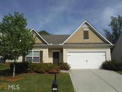Gainesville Single Family Home New: 4143 Pearhaven Lane #11