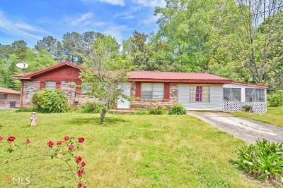 Powder Springs Single Family Home New: 3485 Hopkins