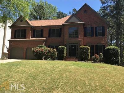 Lawrenceville Single Family Home New: 2547 Ashridge Court