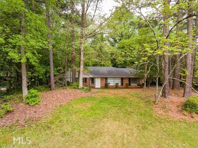 Sandy Springs Single Family Home New: 5941 Hilderbrand Drive