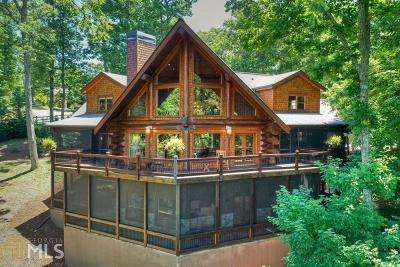 Blue Ridge Single Family Home For Sale: 602 Overlook Dr