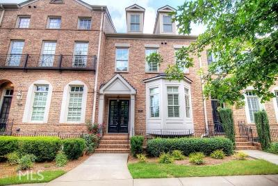 Sandy Springs Condo/Townhouse New: 691 Lockton Place
