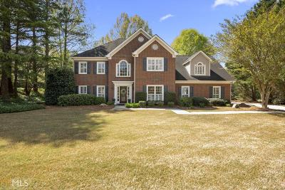 Roswell Single Family Home For Sale: 535 Trotters Ridge