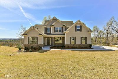 Dawsonville Single Family Home New: 301 Odgers Trail