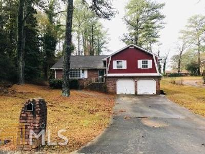 Single Family Home Under Contract: 4215 Williamsburg Dr