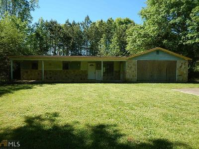 Douglas County Single Family Home Under Contract: 3714 Meadowview Dr