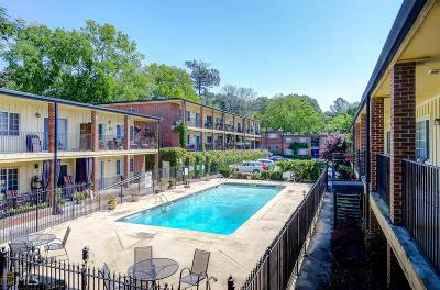 Piedmont Heights Condo/Townhouse For Sale: 1705 Monroe Dr #A6