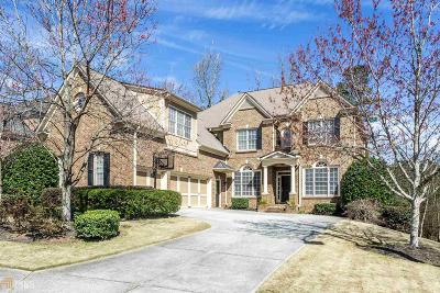 Smyrna Single Family Home New: 4169 Barnes Meadow Road