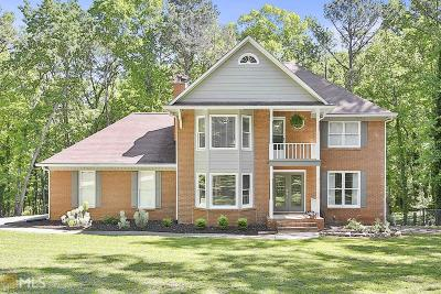 Fayette County Single Family Home New: 210 Essex Circle