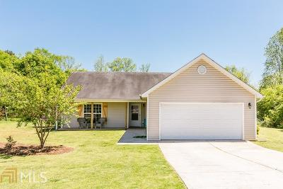 Banks County Single Family Home New: 180 Ridgeland Dr