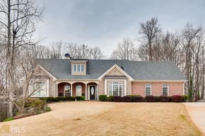 Hoschton Single Family Home For Sale: 4515 Waterton Cir