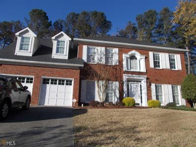 Snellville Single Family Home Under Contract: 2867 Kingstream
