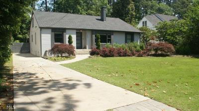 Single Family Home For Sale: 1008 Eulalia Rd