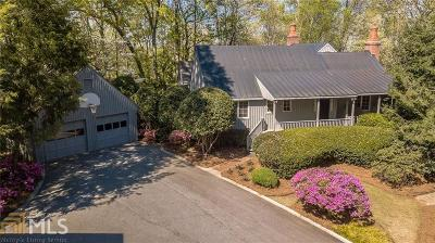 Suwanee, Duluth, Johns Creek Single Family Home For Sale: 9135 Brumbelow