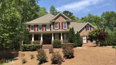 Monroe, Social Circle, Loganville Single Family Home For Sale: 454 Lakeshore Dr