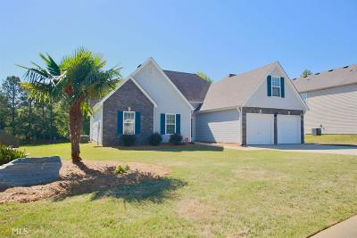 Griffin Single Family Home Under Contract: 239 239 Vineyard Ridge Dr