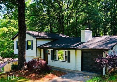Smyrna Single Family Home New: 3403 Creek Valley Drive SE