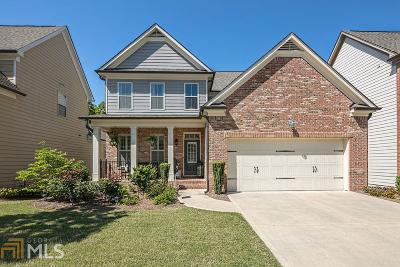 Suwanee Single Family Home New: 3890 Baverton Drive