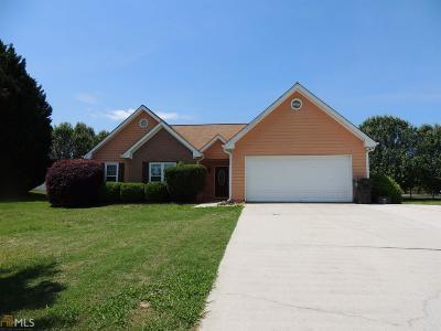 Loganville Single Family Home New: 1540 Summer Lake