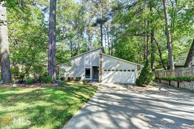 Peachtree Corners Single Family Home New: 4416 Springfield Drive