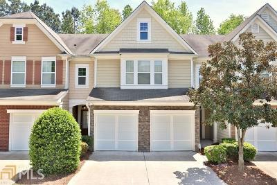 Kennesaw Condo/Townhouse New: 1823 Waterside Drive NW #6