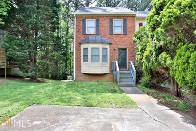 Smyrna Condo/Townhouse Under Contract: 1314 Poplar Pt