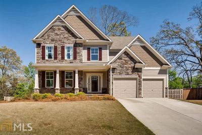 Smyrna Single Family Home New: 3071 Norton Holly Boulevard
