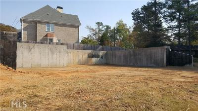 Lilburn Residential Lots & Land For Sale: 176 Harmony Grove