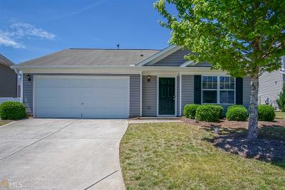 Hiram Single Family Home New: 40 Hill Side Way