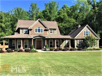 Fayette County Single Family Home New: 155 Berry Hill Ln