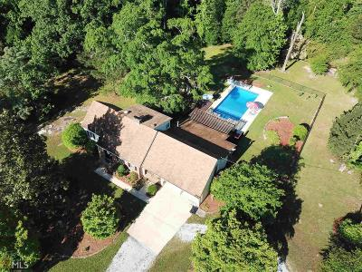 Williamson Single Family Home For Sale: 2001 Wood Creek Rd