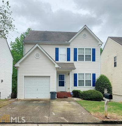 Lawrenceville Single Family Home New: 433 Village Bluff Dr