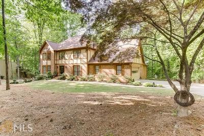 Stone Mountain Single Family Home New: 5875 Hammersmith Road