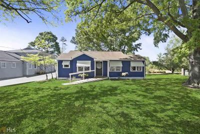 Lawrenceville Single Family Home New: 215 Scenic Highway