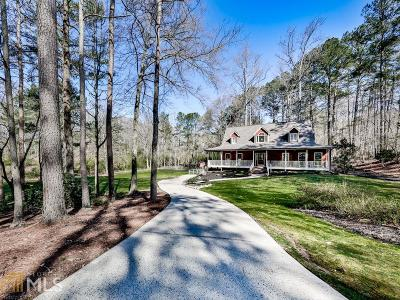 Cherokee County Single Family Home For Sale: 311 Hasty Tl