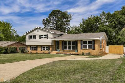 Columbus Single Family Home Under Contract: 5270 Ray Dr
