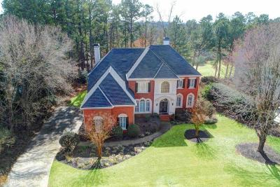Duluth Single Family Home New: 7870 St Marlo Country Club Pkwy