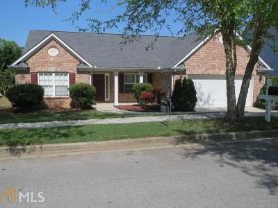 Loganville Single Family Home New: 4050 Savannah Ridge Trace