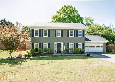 Lawrenceville Single Family Home New: 2560 Bechers Brook