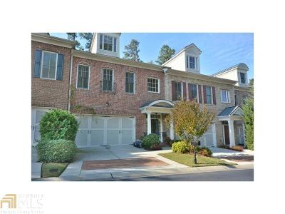 Johns Creek Condo/Townhouse For Sale: 10522 Bent Tree Vw